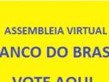Assembleia Virtual Geral Extraordinária BANCO DO BRASIL - link